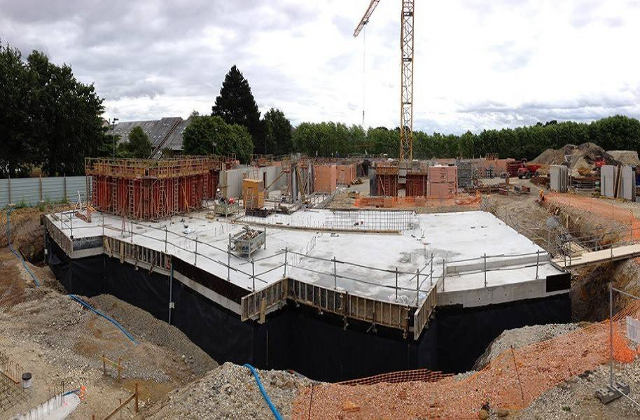 Plan chartres de bretagne for Chartres de bretagne piscine