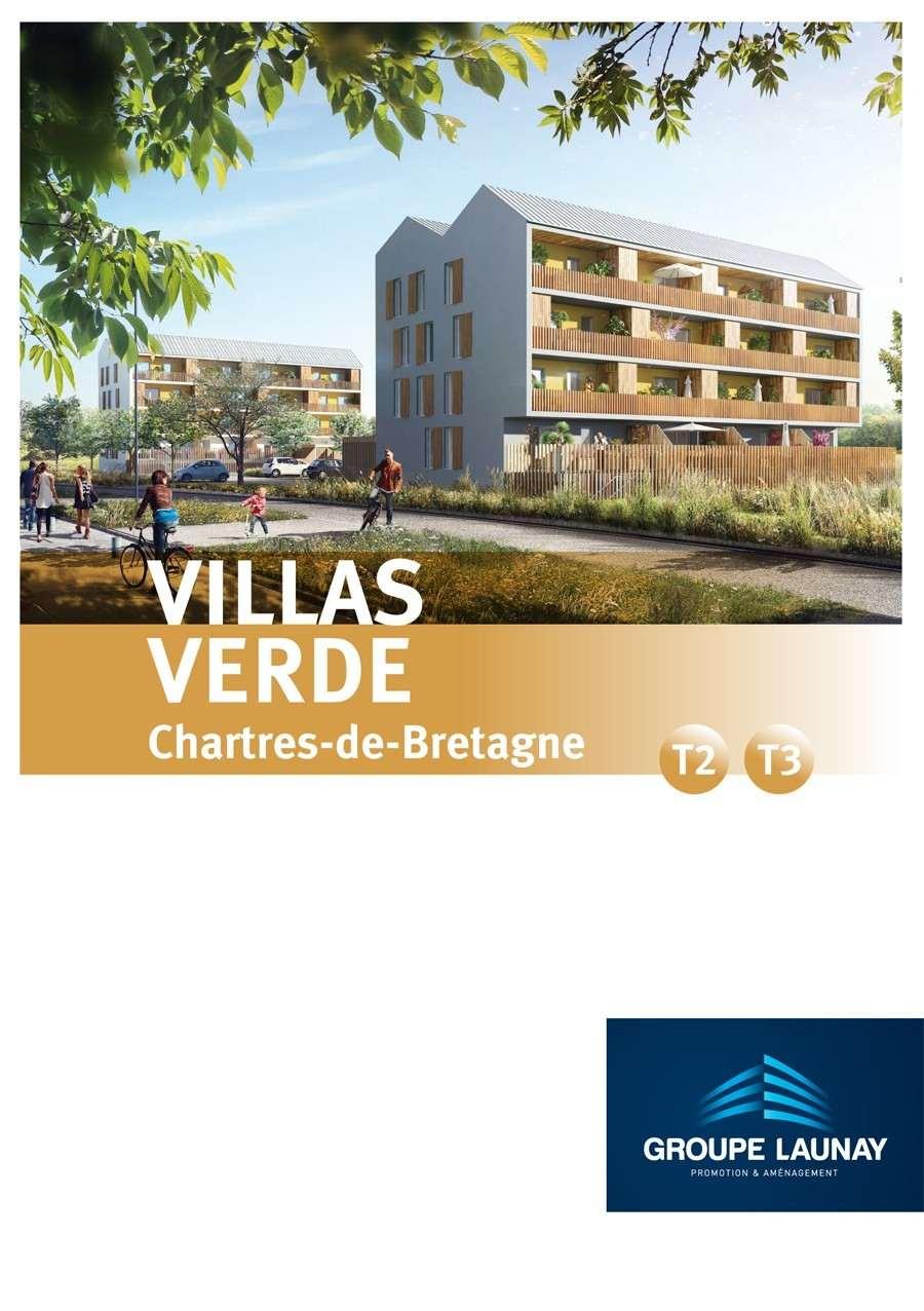 Villas Verde - Chartres-de-Bretagne