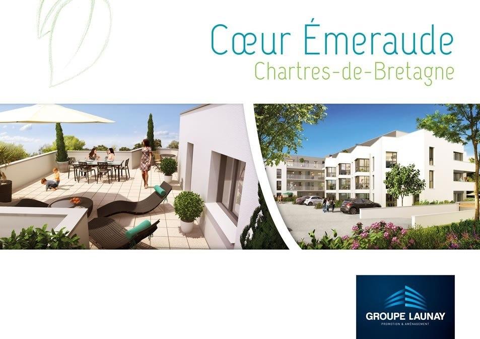 Cœur Emeraude - Chartres-de-Bretagne