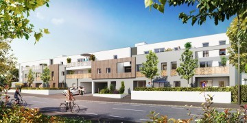 programme Immobilier Initiales - Carquefou
