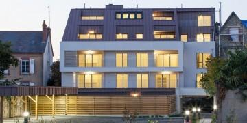 programme Immobilier Villa Palestine - Rennes