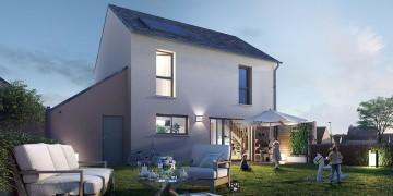 programme Immobilier Villas Matisse - Parthenay-de-Bretagne