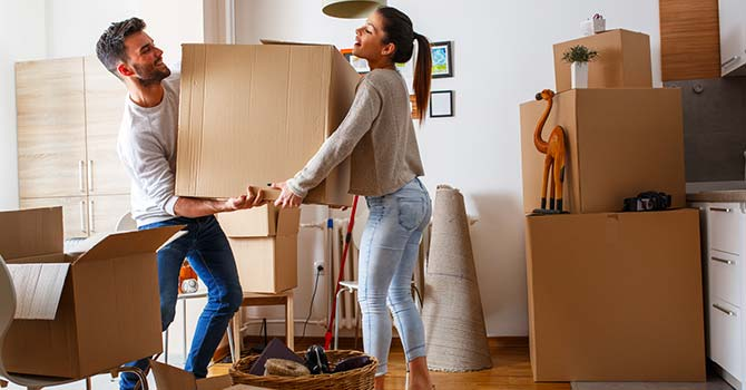 Comment organiser son déménagement ? - Groupe Launay