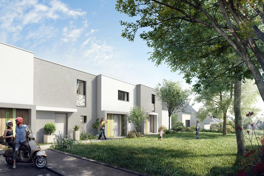 Devenez propriétaire d'une maison neuve à Carquefou (44)