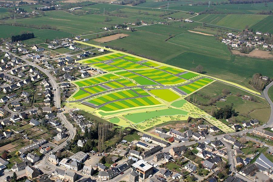 Nouvelle offre de terrains à bâtir à Servon-sur-Vilaine