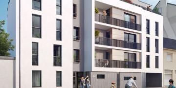 Programme Immobilier Idylle - Nantes
