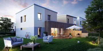 Programme Immobilier Esprit Village - Betton