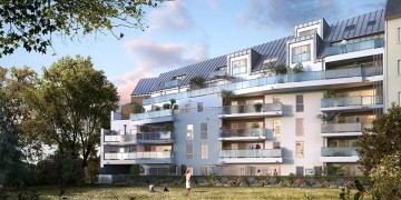 Programme Immobilier Agora - Rennes