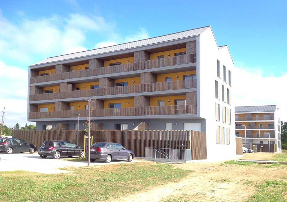 Programme immobilier neuf villas verde chartres de for Piscine 35 chartres de bretagne