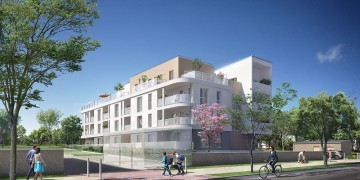 Programme Immobilier Villa Eos - Chartres-de-Bretagne