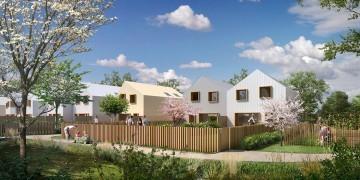 Programme Immobilier Cosy Garden - Chantepie