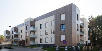 Programme Immobilier Green Park - Chartres-de-Bretagne