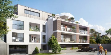 programme Immobilier Poesy - Nantes