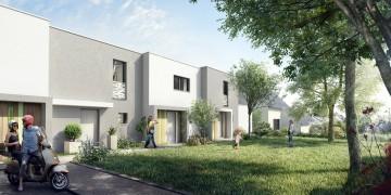 programme Immobilier Initiales - Carquefou