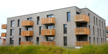 programme Immobilier Patio du Parc - Bruz