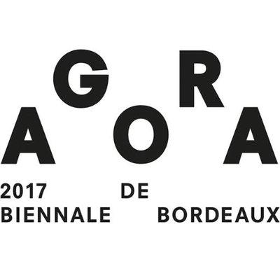 Logo Agora Biennale