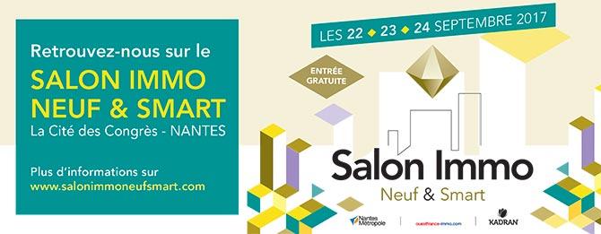 Le Groupe Launay au Salon Immo Neuf & Smart