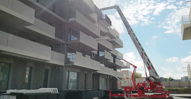 Reprise progressive des chantiers du Groupe Launay