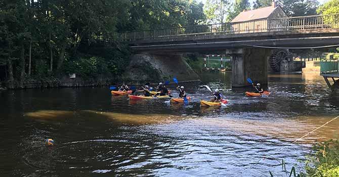 team groupe launay tournoi kayak-polo CKCIR