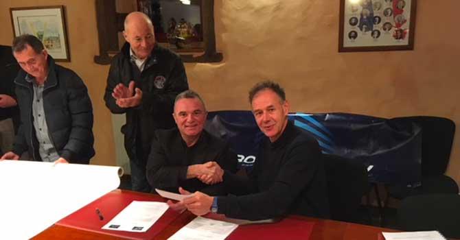 signature convention ASVHG Groupe Launay à Vignoc