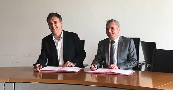 Signature val de sermon - Mordelles - Groupe Launay