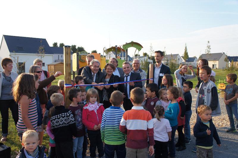 Groupe Launay -accueil nouveaux habitants Bédée
