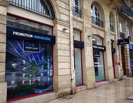 Agence Groupe Launay à Bordeaux