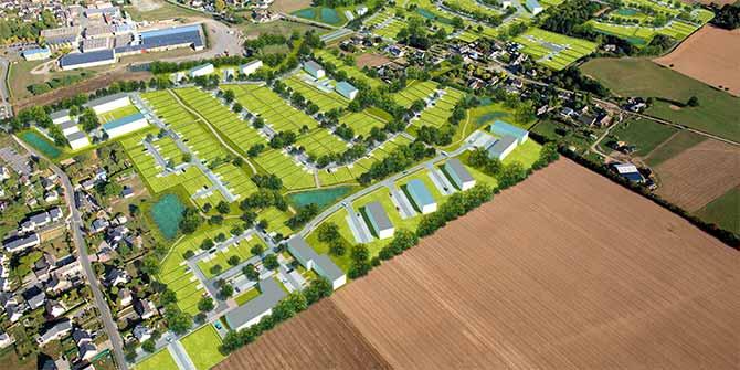 Nouveaux terrains à bâtir à Bourgbarré Groupe Launay