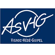 Logo Vignoc ASVHG Football
