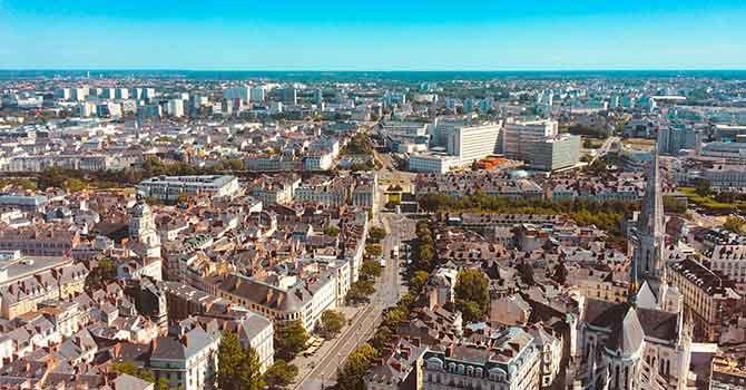 Immobilier neuf à Nantes 2019 : situation de marché | Groupe Launay