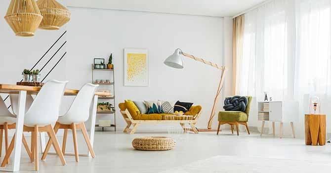 Décoration d'intérieur - Style Scandinave - Groupe Launay