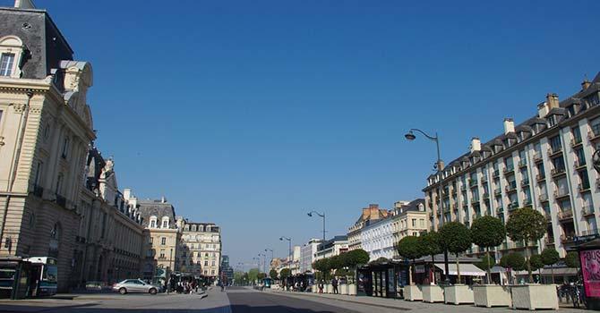 Rennes - une ville où il fait bon investir - Groupe Launay