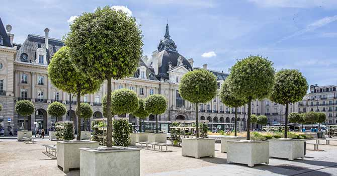Rennes en tête du palmarès L'Express 2018 des villes où il fait bon vivre