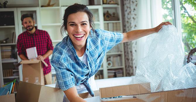 Solutions de rangement pour votre nouvel appartement