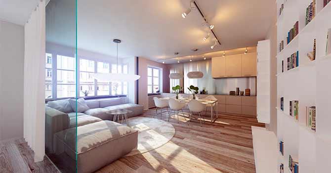 Comment installer une verrière dans son appartement - Groupe Launay