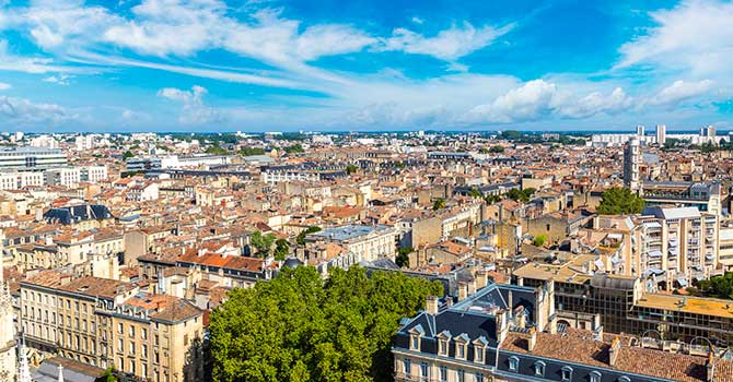 Bordeaux : Ville la plus attractive pour investir - Groupe Launay