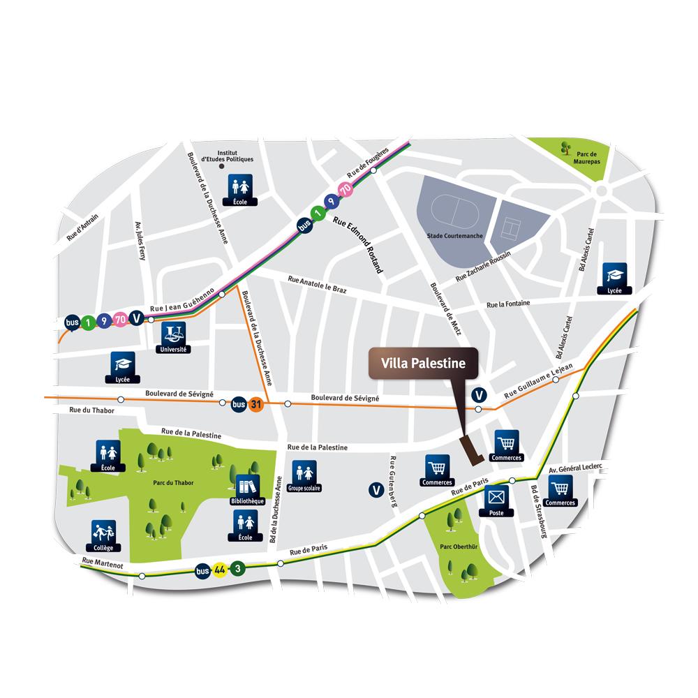 Bourges : Actif Tbm Pour Plan Régulier