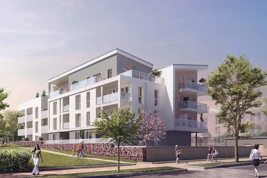 Lancement commercial - Villa Athéna à Chartres-de-Bretagne (35)