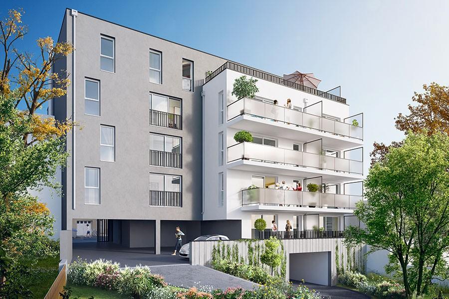 Découvrez notre programme neuf IDYLLE à Nantes