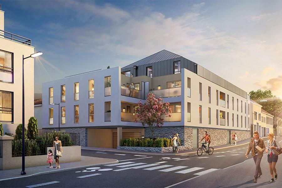 Devenez propriétaire d'un appartement neuf à Nantes !